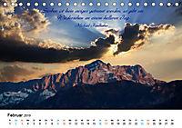 Zeit für Trauer - begleitet mit Zitaten (Tischkalender 2019 DIN A5 quer) - Produktdetailbild 2