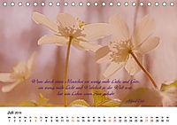 Zeit für Trauer - begleitet mit Zitaten (Tischkalender 2019 DIN A5 quer) - Produktdetailbild 7