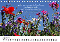 Zeit für Trauer - begleitet mit Zitaten (Tischkalender 2019 DIN A5 quer) - Produktdetailbild 8