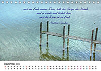 Zeit für Trauer - begleitet mit Zitaten (Tischkalender 2019 DIN A5 quer) - Produktdetailbild 12