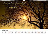 Zeit für Trauer - begleitet mit Zitaten (Wandkalender 2019 DIN A3 quer) - Produktdetailbild 1