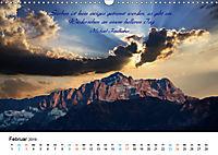 Zeit für Trauer - begleitet mit Zitaten (Wandkalender 2019 DIN A3 quer) - Produktdetailbild 2