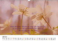Zeit für Trauer - begleitet mit Zitaten (Wandkalender 2019 DIN A3 quer) - Produktdetailbild 7