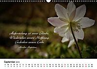 Zeit für Trauer - begleitet mit Zitaten (Wandkalender 2019 DIN A3 quer) - Produktdetailbild 9