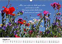 Zeit für Trauer - begleitet mit Zitaten (Wandkalender 2019 DIN A3 quer) - Produktdetailbild 8