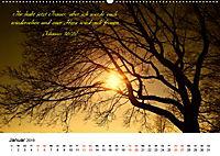 Zeit für Trauer - begleitet mit Zitaten (Wandkalender 2019 DIN A2 quer) - Produktdetailbild 1