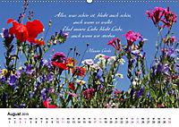 Zeit für Trauer - begleitet mit Zitaten (Wandkalender 2019 DIN A2 quer) - Produktdetailbild 8