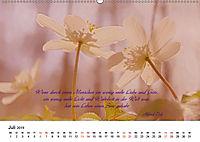 Zeit für Trauer - begleitet mit Zitaten (Wandkalender 2019 DIN A2 quer) - Produktdetailbild 7