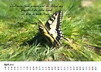 Zeit für Trauer - begleitet mit Zitaten (Wandkalender 2019 DIN A2 quer) - Produktdetailbild 4