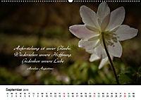Zeit für Trauer - begleitet mit Zitaten (Wandkalender 2019 DIN A2 quer) - Produktdetailbild 9