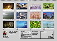 Zeit für Trauer - begleitet mit Zitaten (Wandkalender 2019 DIN A2 quer) - Produktdetailbild 13