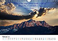 Zeit für Trauer - begleitet mit Zitaten (Wandkalender 2019 DIN A4 quer) - Produktdetailbild 2