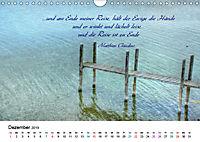 Zeit für Trauer - begleitet mit Zitaten (Wandkalender 2019 DIN A4 quer) - Produktdetailbild 12