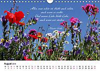 Zeit für Trauer - begleitet mit Zitaten (Wandkalender 2019 DIN A4 quer) - Produktdetailbild 8