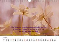 Zeit für Trauer - begleitet mit Zitaten (Wandkalender 2019 DIN A4 quer) - Produktdetailbild 7