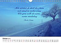 Zeit für Trauer - begleitet mit Zitaten (Wandkalender 2019 DIN A4 quer) - Produktdetailbild 10