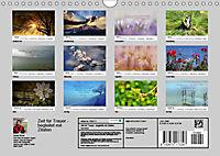 Zeit für Trauer - begleitet mit Zitaten (Wandkalender 2019 DIN A4 quer) - Produktdetailbild 13