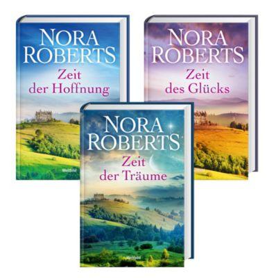 Zeit-Trilogie/Zeit der Träume/Zeit der Hoffnung/Zeit des Glücks, Nora Roberts