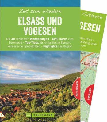 Zeit zum Wandern Elsass und Vogesen - Rainer D. Kröll |