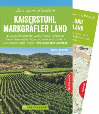 Zeit zum Wandern Kaiserstuhl und Markgräfler Land - Rainer D. Kröll pdf epub