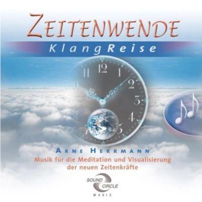 Zeitenwende erleben, Audio-CD, Jürgen Pfaff, Arne Herrmann
