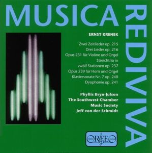 Zeitlieder Op.215/Opus 231/Dyophonie/Streichtrio/+, Bryn-Julson, Marsh, Ray, Fong, Naill