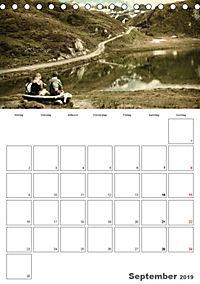 Zeitlos - Menschen am Berg (Tischkalender 2019 DIN A5 hoch) - Produktdetailbild 9