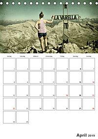 Zeitlos - Menschen am Berg (Tischkalender 2019 DIN A5 hoch) - Produktdetailbild 4