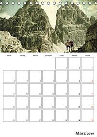 Zeitlos - Menschen am Berg (Tischkalender 2019 DIN A5 hoch) - Produktdetailbild 3