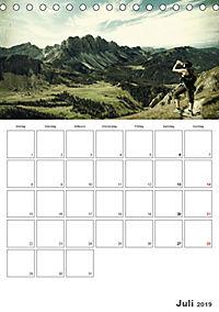 Zeitlos - Menschen am Berg (Tischkalender 2019 DIN A5 hoch) - Produktdetailbild 7