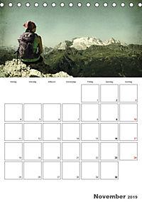 Zeitlos - Menschen am Berg (Tischkalender 2019 DIN A5 hoch) - Produktdetailbild 11