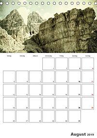 Zeitlos - Menschen am Berg (Tischkalender 2019 DIN A5 hoch) - Produktdetailbild 8