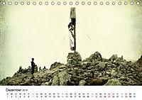 Zeitlos - Menschen am Berg (Tischkalender 2019 DIN A5 quer) - Produktdetailbild 12