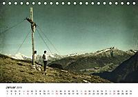 Zeitlos - Menschen am Berg (Tischkalender 2019 DIN A5 quer) - Produktdetailbild 1
