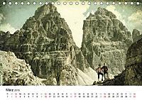 Zeitlos - Menschen am Berg (Tischkalender 2019 DIN A5 quer) - Produktdetailbild 3