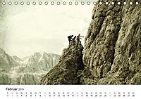 Zeitlos - Menschen am Berg (Tischkalender 2019 DIN A5 quer) - Produktdetailbild 2