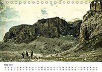 Zeitlos - Menschen am Berg (Tischkalender 2019 DIN A5 quer) - Produktdetailbild 5
