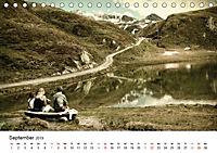 Zeitlos - Menschen am Berg (Tischkalender 2019 DIN A5 quer) - Produktdetailbild 9