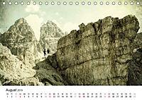 Zeitlos - Menschen am Berg (Tischkalender 2019 DIN A5 quer) - Produktdetailbild 8