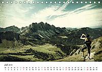 Zeitlos - Menschen am Berg (Tischkalender 2019 DIN A5 quer) - Produktdetailbild 7