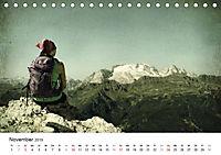Zeitlos - Menschen am Berg (Tischkalender 2019 DIN A5 quer) - Produktdetailbild 11