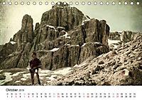 Zeitlos - Menschen am Berg (Tischkalender 2019 DIN A5 quer) - Produktdetailbild 10