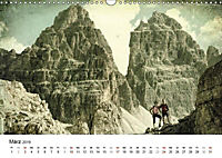 Zeitlos - Menschen am Berg (Wandkalender 2019 DIN A3 quer) - Produktdetailbild 3