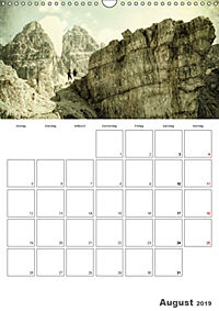 Zeitlos - Menschen am Berg (Wandkalender 2019 DIN A3 hoch) - Produktdetailbild 8