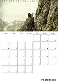 Zeitlos - Menschen am Berg (Wandkalender 2019 DIN A3 hoch) - Produktdetailbild 2