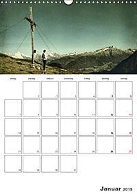 Zeitlos - Menschen am Berg (Wandkalender 2019 DIN A3 hoch) - Produktdetailbild 1