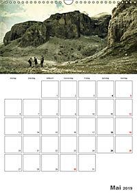 Zeitlos - Menschen am Berg (Wandkalender 2019 DIN A3 hoch) - Produktdetailbild 5
