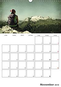 Zeitlos - Menschen am Berg (Wandkalender 2019 DIN A3 hoch) - Produktdetailbild 11