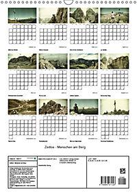 Zeitlos - Menschen am Berg (Wandkalender 2019 DIN A3 hoch) - Produktdetailbild 13