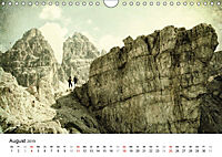 Zeitlos - Menschen am Berg (Wandkalender 2019 DIN A4 quer) - Produktdetailbild 8